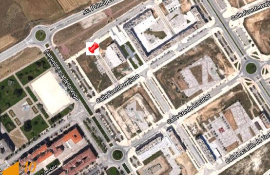 Parcelas de suelo urbano en Burgos