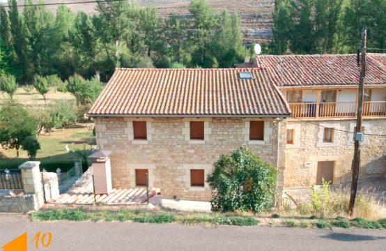 Casa individual en Sedano