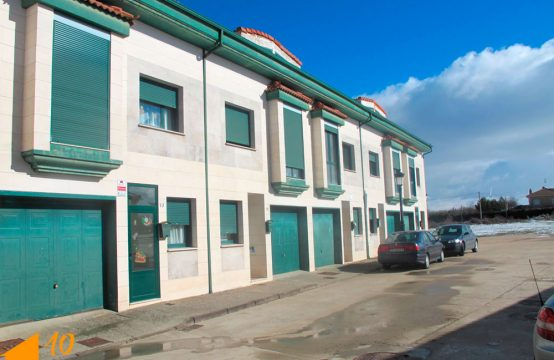 Casa Adosada en Carcedo de Burgos