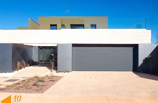 Pareado Vanguardista en construcción en Fuentes Blancas