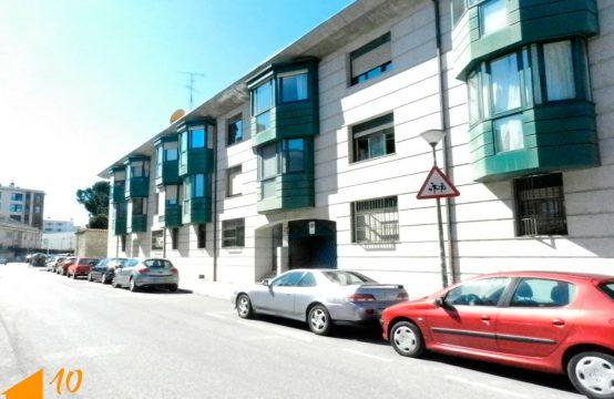 Apartamento de dos dormitorios en calle Molinillo