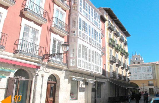 Piso de dos dormitorios en calle la Puebla