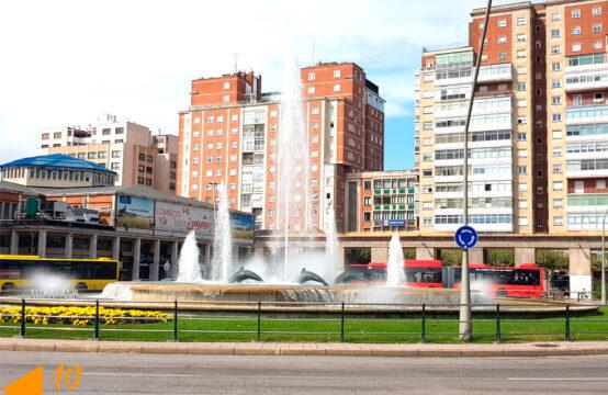 Espectacular vivienda en el centro de Burgos