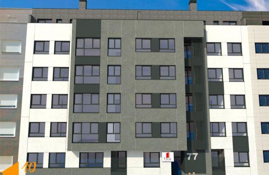 Nueva Construcción de 17 exclusivas viviendas de VPO